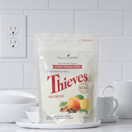 thieves automatic dish soap
