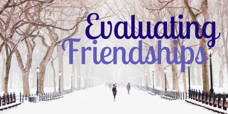 evaluatingfriendships