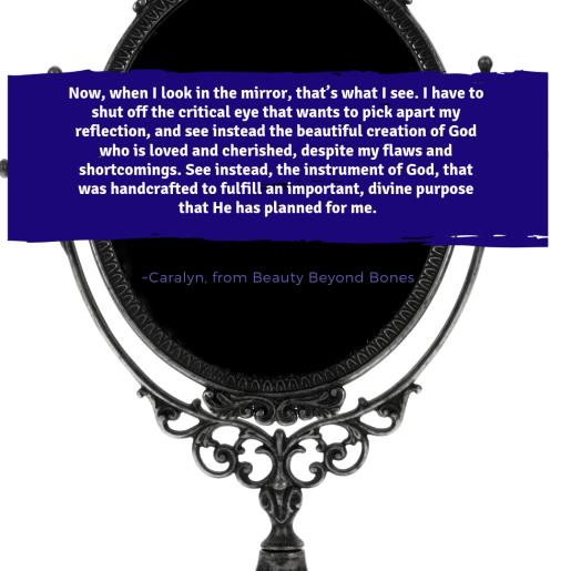 Caralyn Beauty Beyond Bones