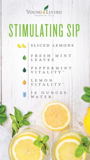 Lemon Citrus Drink