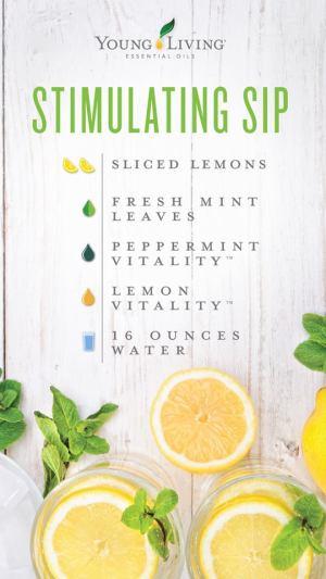Lemon Citrus Drink