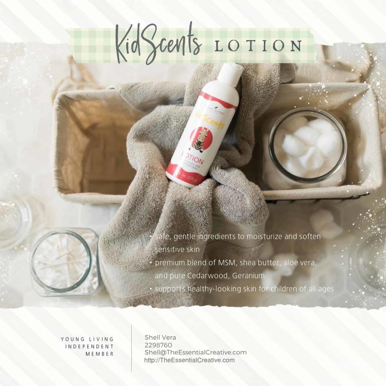 KidScents10-Lotion