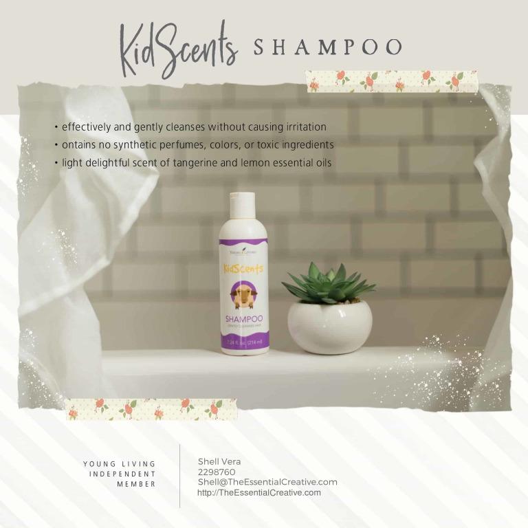 KidScents8-Shampoo