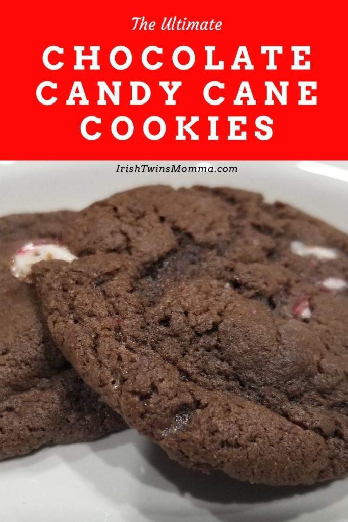 chocolatecandycanecookies