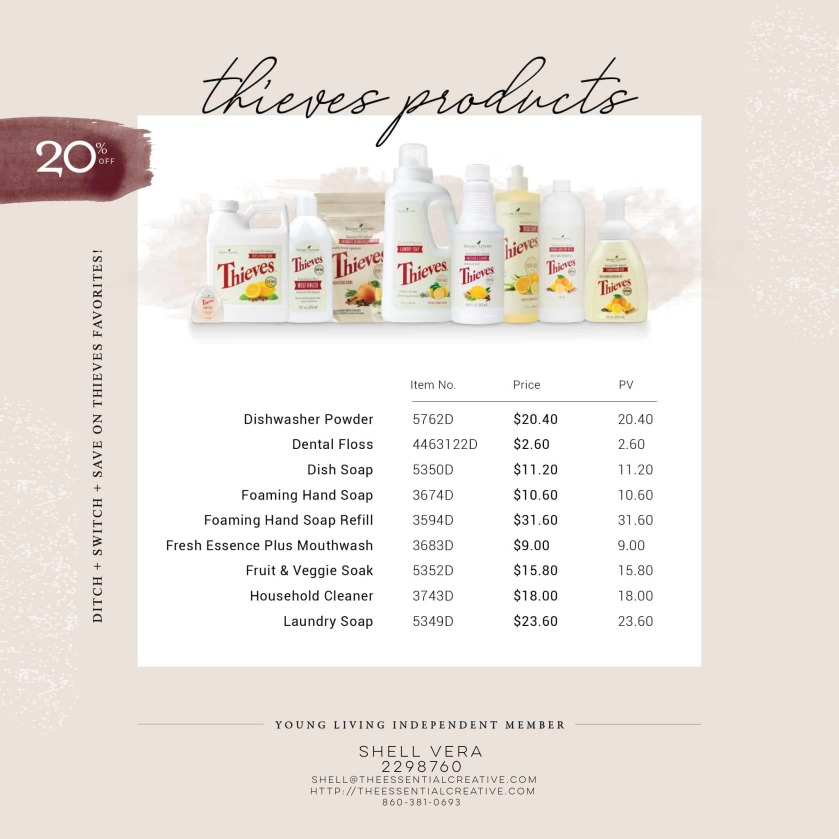 Thieves-Products