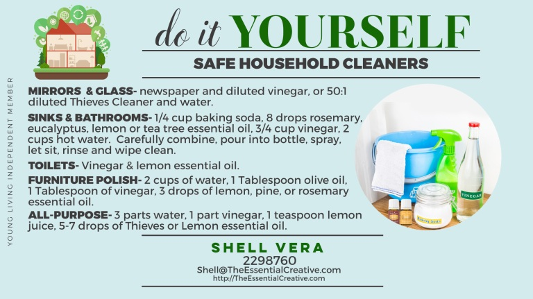 11-DIY-Cleaners