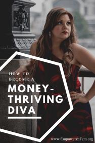 money thriving diva