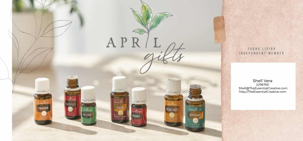 April 2021 Young Living Promos